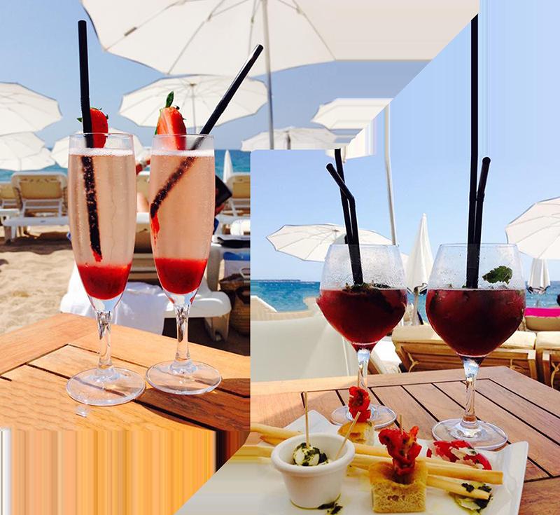Le Restaurant - L'Alba - Cannes